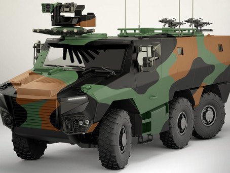 319 GRIFFON and 20 JAGUAR vehicles ordered from Nexter, Renault Trucks Defense and Thales by the DGA
