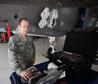 Lockheed Martin delivers new capabilities for F-35 logistics system