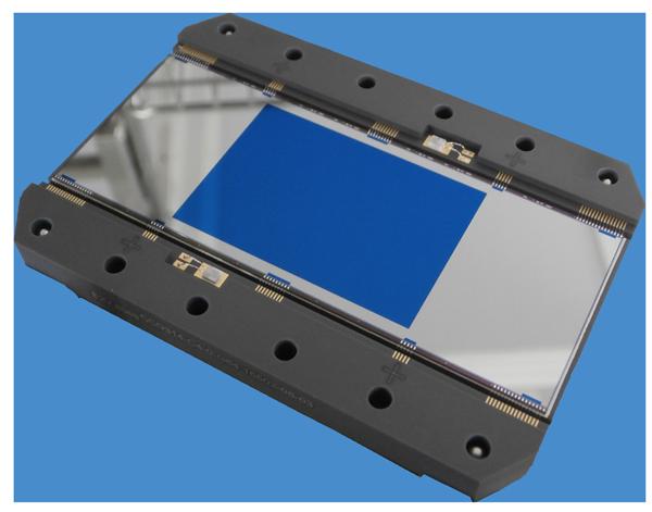 Teledyne e2v completes delivery of image sensors to the Sentinel-5/UVNS instrument mission