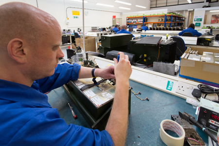 New HQ expansion ensures battery expert Lincad can keep pace with growing global demand