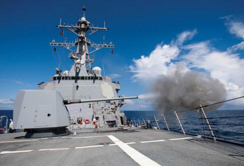 BAE Systems to provide US Navy with modernized Mk 45 guns