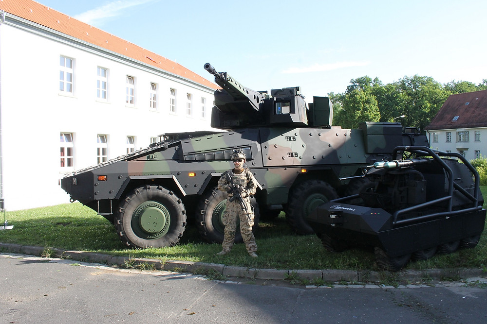 The Rheinmetall Infantry System – a modular approach for superior dismounted combat operations