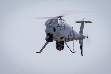 Schiebel and Overwatch Imaging successfully integrate PT8 Oceanwatch