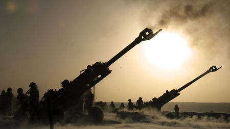 BAE Systems receives $542 million contract for India M777 Howitzers