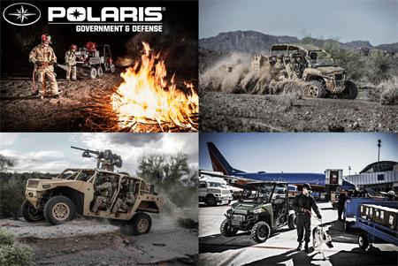 Polaris Defense now Polaris Government & Defense