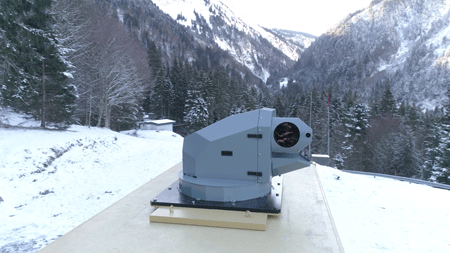 Rheinmetall presses ahead with laser weapon technology