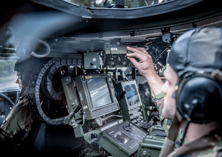 Thales will supply vehicle communication system SOTAS to Denmark