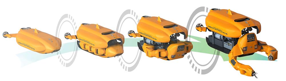 Houston Mechatronics unveils revolutionary underwater robot