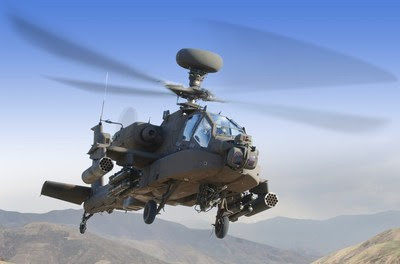 Lockheed Martin delivering next-generation Apache Sensor Systems under new US Army contract