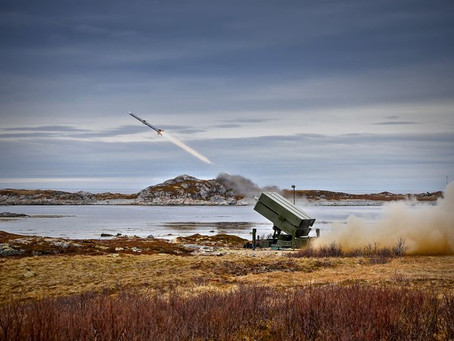 KONGSBERG contract with Lithuania for NASAMS air defence system worth 109 million euro