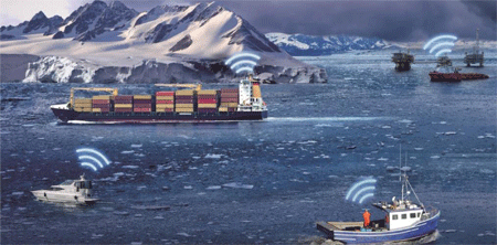 Thales enters commercial maritime market with VesseLINK