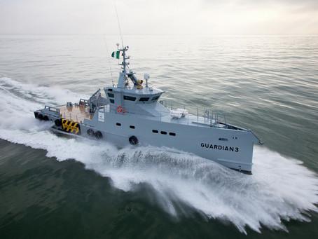 Additional FCS 3307 Patrol vessel ordered by Homeland