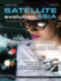 Satellite Evolution Asia Magazine -March/April 2020