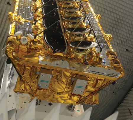 Commercial military satellite communications capacity revenues & demand stabilizing after period of decline