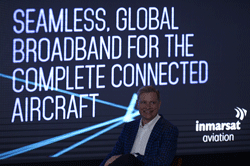 High-speed broadband now a reality for airline passengers as Inmarsat's GX Aviation enters service