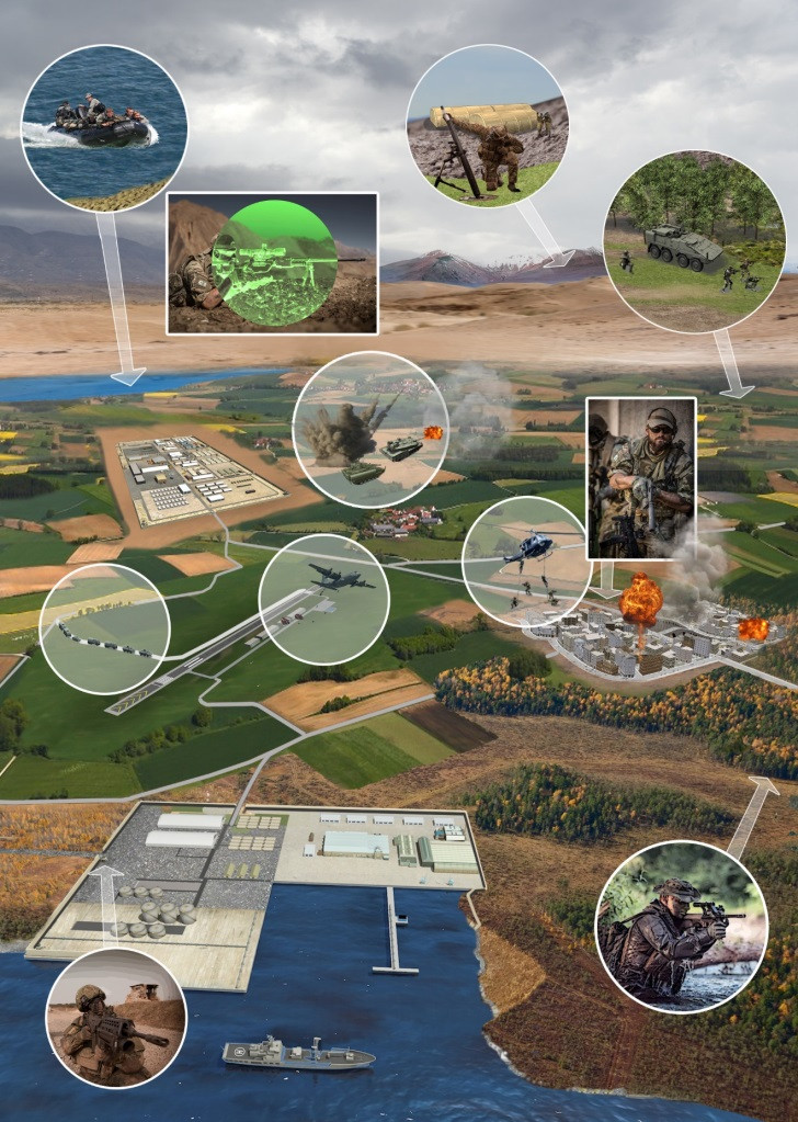Rheinmetall-led soldier systems consortium awarded European Defence Fund contract