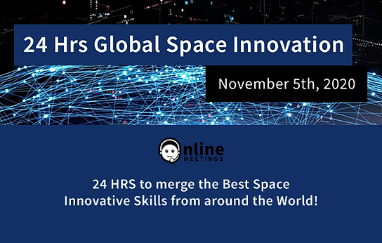 24Hrs Global Space Innovation