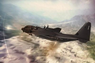 Lockheed Martin announces C-130J-SOF Super Hercules