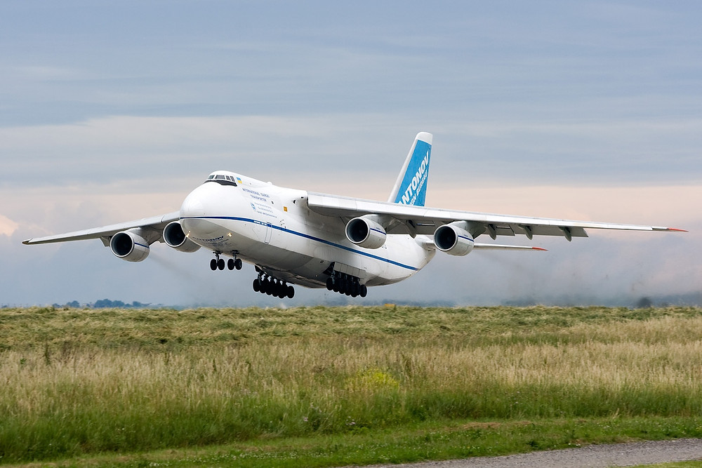 New ANTONOV Airlines USA office works with aerospace giant Orbital ATK