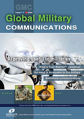 Global Military Communications March/April 2021