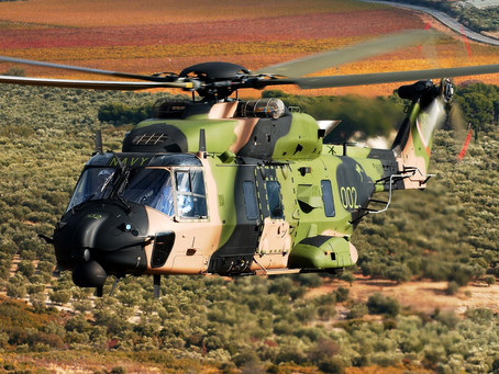 Leonardo and the Australian Ministry of Defence sign agreement to establish local helicopter transmi
