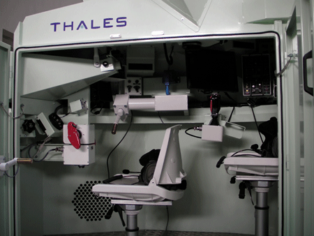Thales delivers new-generation training simulators for French Army AMX-10 RCR vehicles