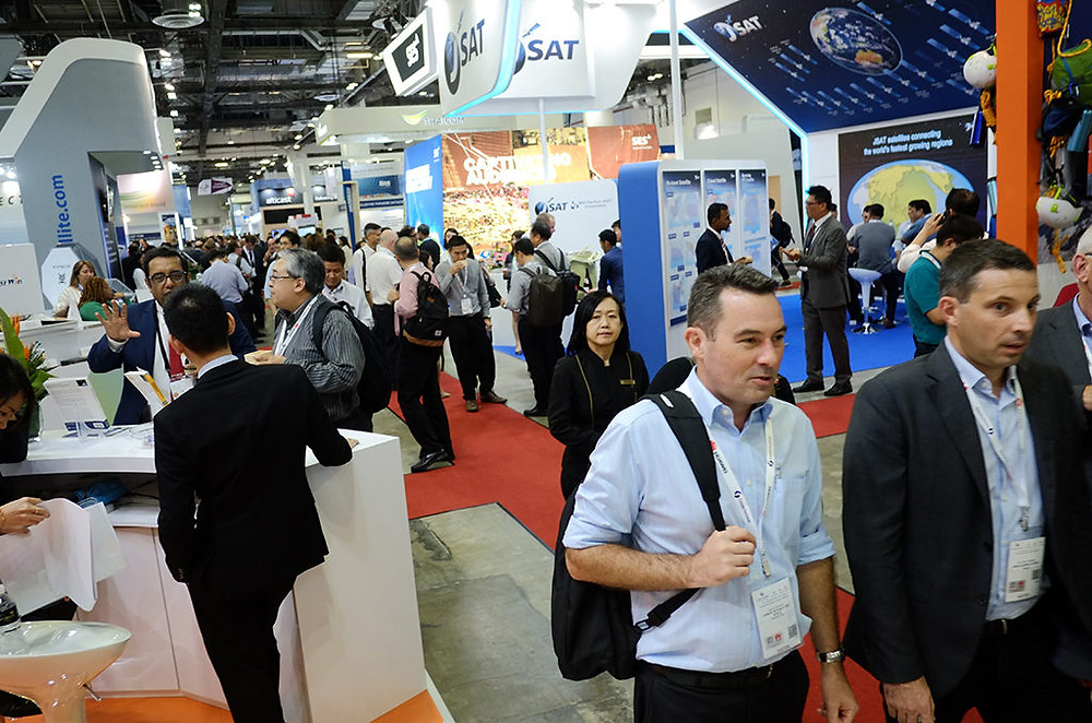 ConnecTechAsia – The region's TMT platform for networking and business intelligence under one roof