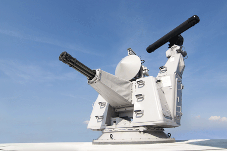 Thales Goalkeeper scores again and again in Sea Acceptance Trials