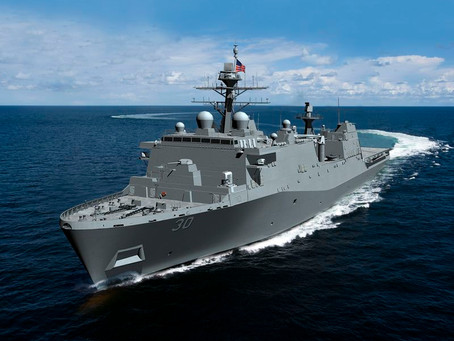 Huntington Ingalls Industries awarded $1.47 billion for construction of US Navy's First Flight II LP