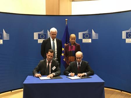 Leonardo announces signing of the OCEAN2020 grant agreement
