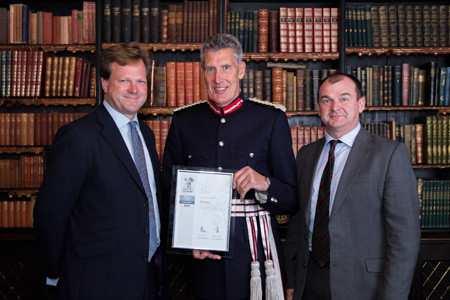 Supacat receives Armed Forces Covenant Employer Recognition Scheme Silver Award