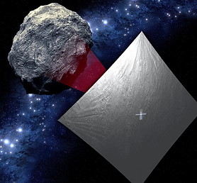 Solar sails - The key to deep space odysseys