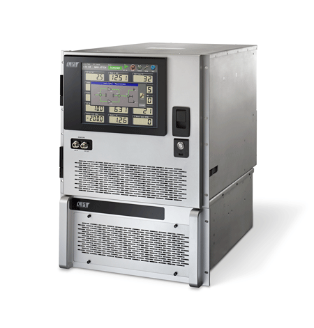 CPI introduces touchscreen capability to its heralded GEN IV klystron power amplifier (KPA)