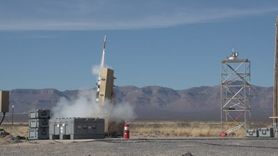 Lockheed Martin miniature Hit-to-Kill Missile demonstrates increased agility and affordability