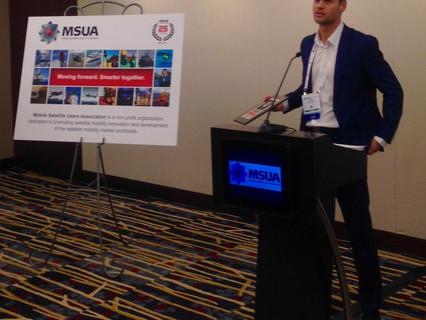 The AST Group wins MSUA Top IoT/M2M Innovation award