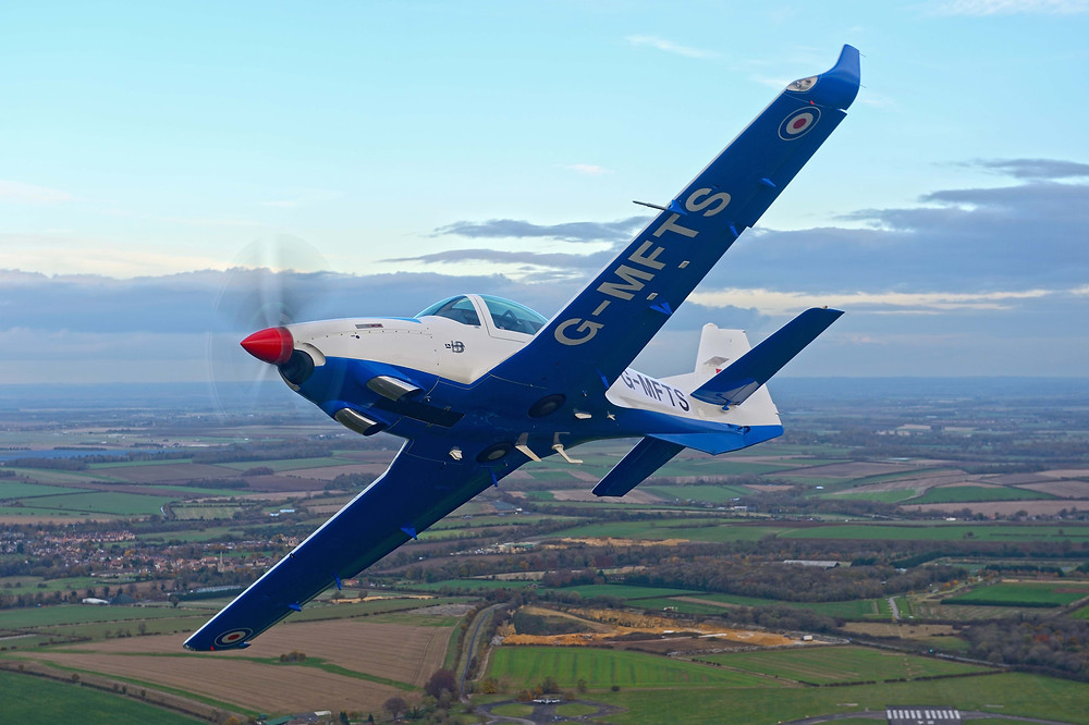New RAF trainer is 'ready to fly'