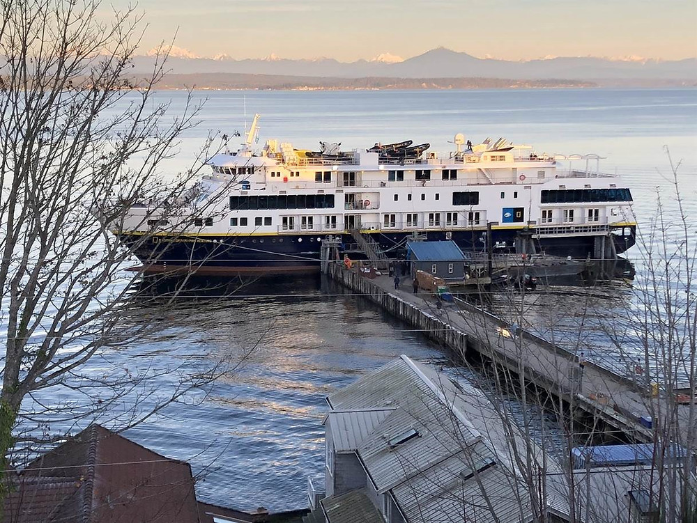 Fleet Xpress powers new Lindblad Expeditions-National Geographic ship
