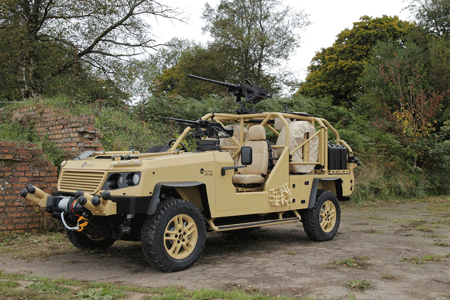 Supacat teams with Rheinmetall to offer Dutch-built vehicles for Defence-wide Wheeled Vehicle Replac