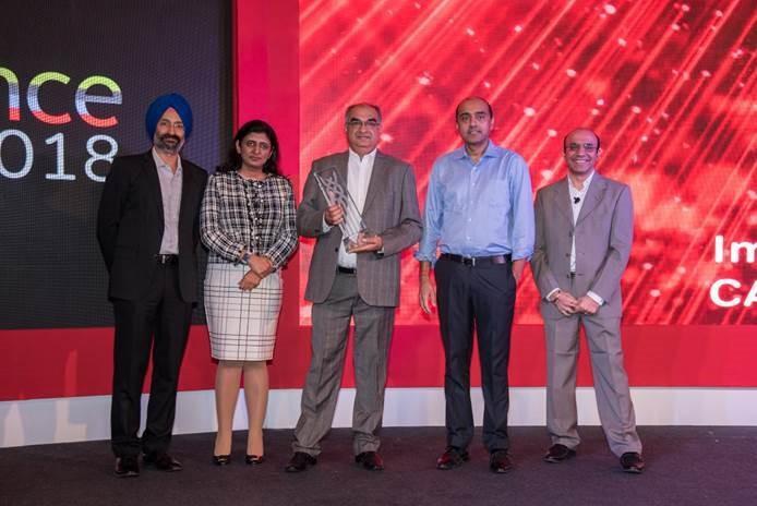 Irdeto receives prestigious Value Leader Award at Airtel Confluence
