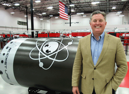 Rocket Lab appoints Lars Hoffman as Senior Vice President – Global Launch Services