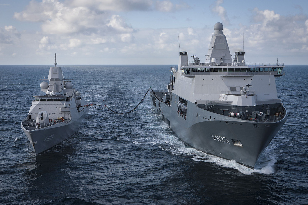 World-class innovation at sea: developed by a close collaboration between the Ministry of Defence, the RNLN, the Dutch naval shipbuilding industry and national maritime research institutes.
