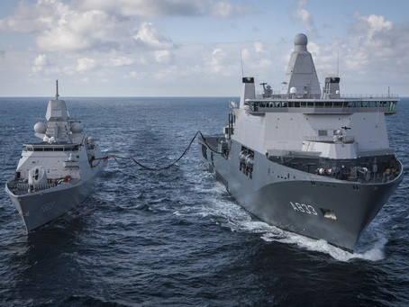 Damen supports call for Dutch naval sector investment