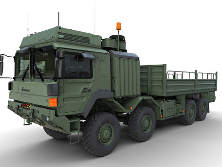 Swedish Army orders Rheinmetall HX heavy trucks for Patriot system from Rheinmetall partner Raytheon