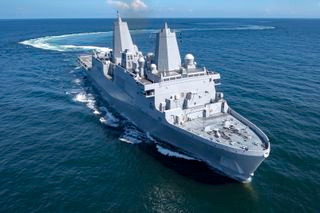 Huntington Ingalls Industries delivers Amphibious Transport Dock Portland (LPD 27) to US Navy