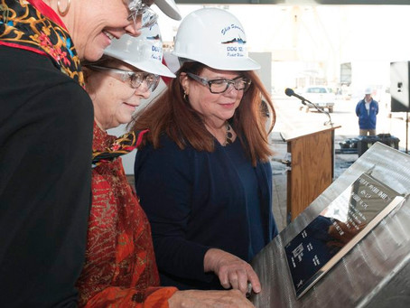 Huntington Ingalls Industries authenticates keel of Guided Missile Destroyer Lenah H. Sutcliffe Higb