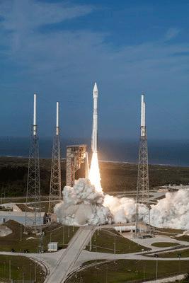 Lockheed Martin successfully launches EchoStar XIX satellite