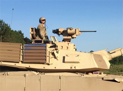 M1A2 Photo credit US Army