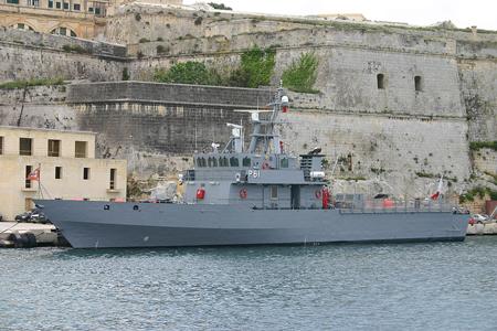 P61, an Offshore Patrol Vessel