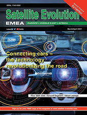 Satellite Evolution EMEA March/April 2021