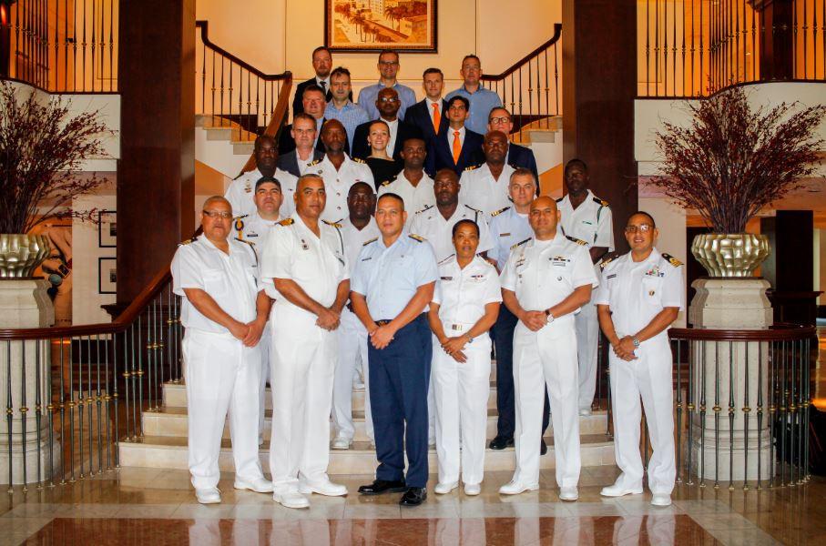 Royal Bahamas Defence Force hosts 3rd Damen Stan Patrol User Group Conference